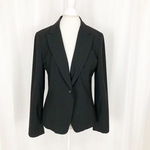 A Line Anne Klein Women's Stretch Blazer Jacket